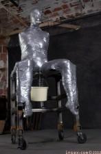bdsm orgasm buttplug metall